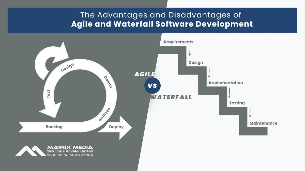 The Advantages and Disadvantages of Agile and Waterfall Software Development
