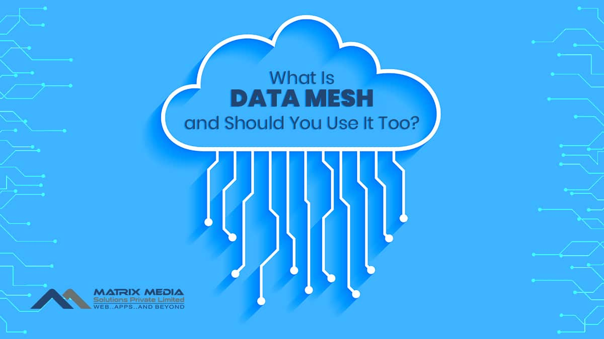 What Is Data Mesh and Should You Use It Too
