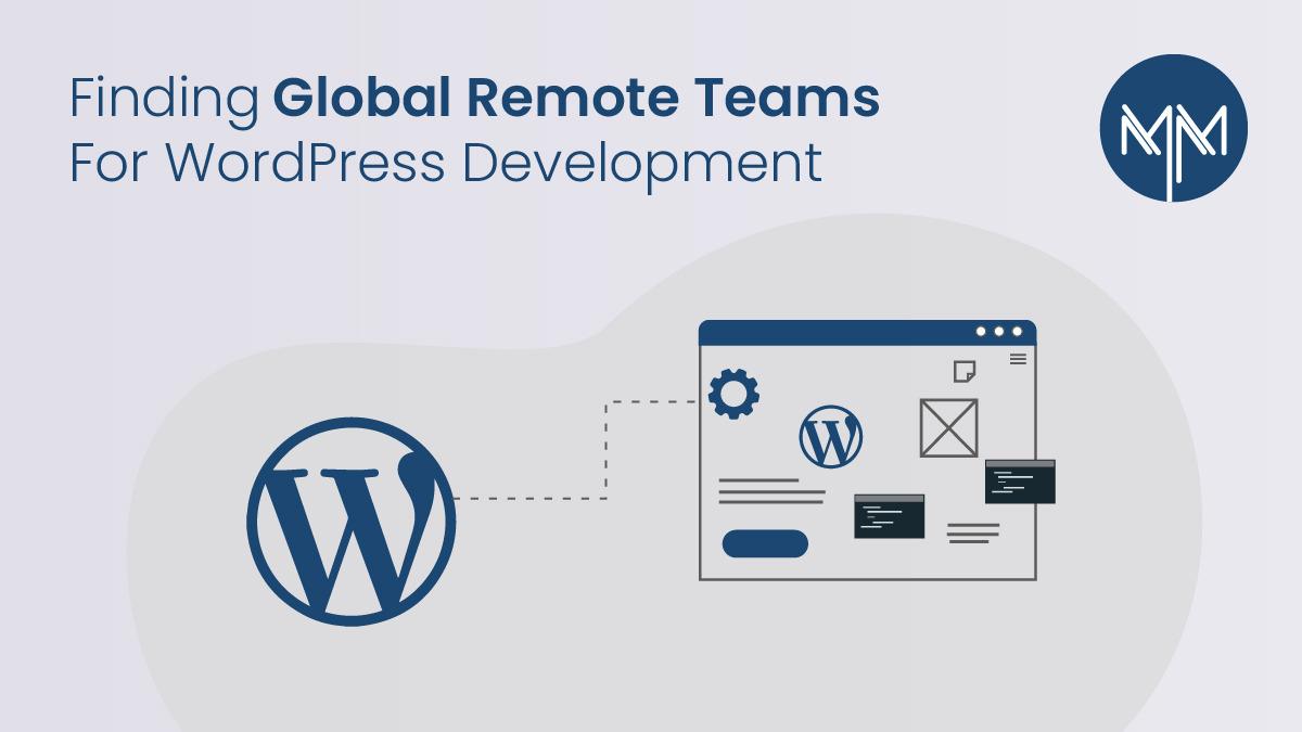 global remote teams for wordpress